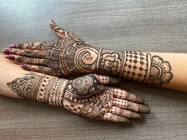 Advanced Mehndi Design Course